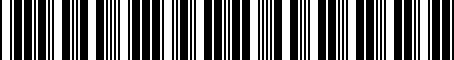 Barcode for H6710FJ000
